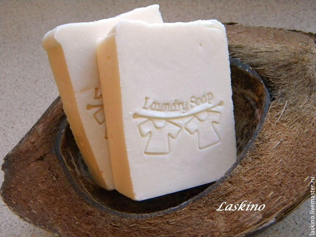 Натуральное мыло ручной работы полоскать