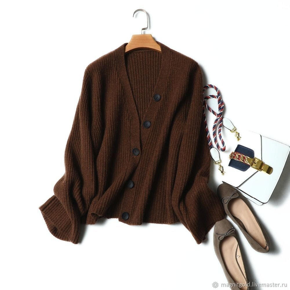 Cardigan cashmere, Cardigans, Ekaterinburg,  Фото №1