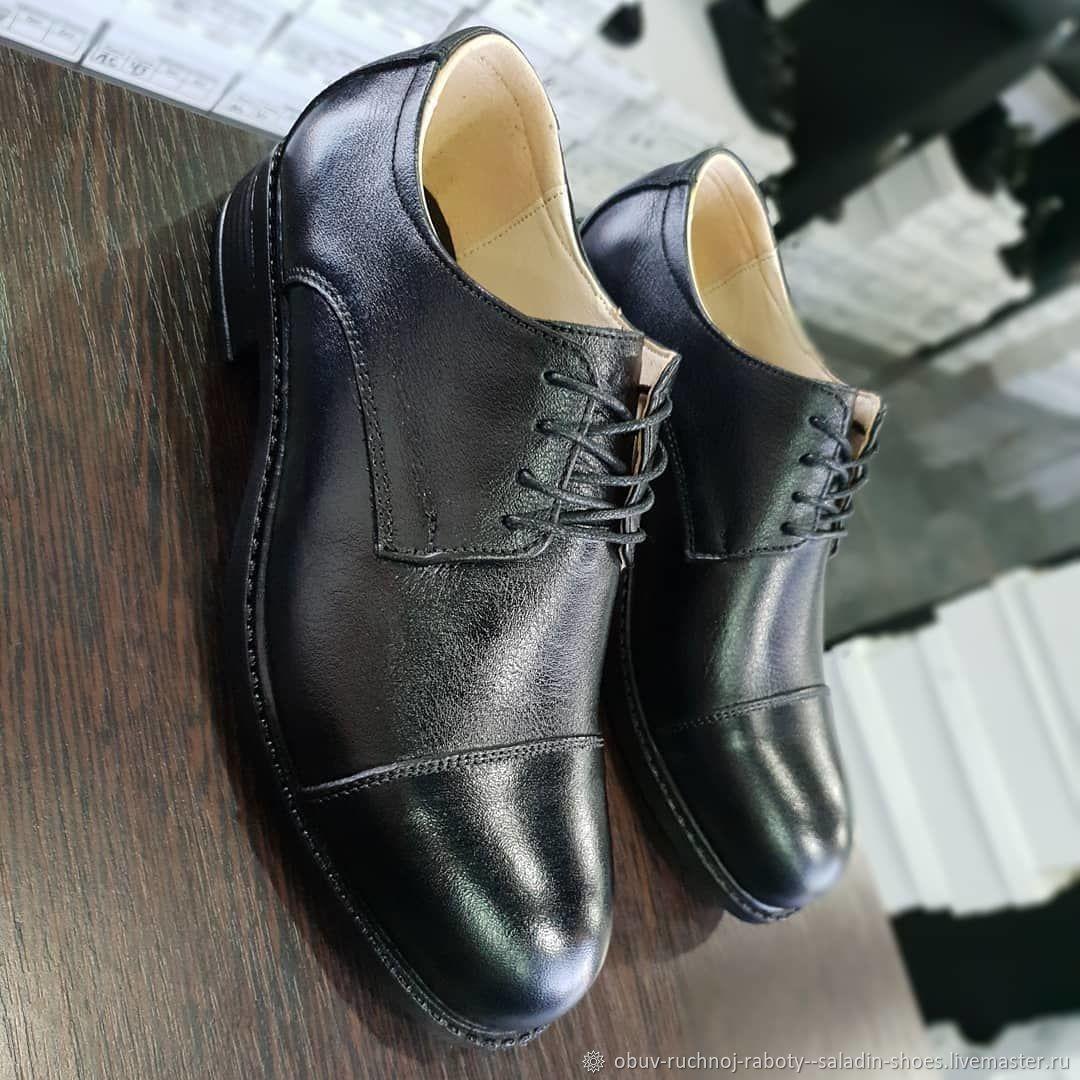Броги: Обувь ручной работы, Обувь, Альметьевск, Фото №1