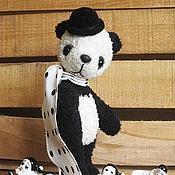 Куклы и игрушки ручной работы. Ярмарка Мастеров - ручная работа Панда Пеа. Handmade.