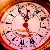 Часы винтажные ручной работы. Ярмарка Мастеров - ручная работа Часы карманные с тремя крышками. Выпущены для Османской Импер. Handmade.