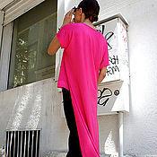 Одежда ручной работы. Ярмарка Мастеров - ручная работа Топ - туника Multi Color (тога, платье, летняя одежда). Handmade.