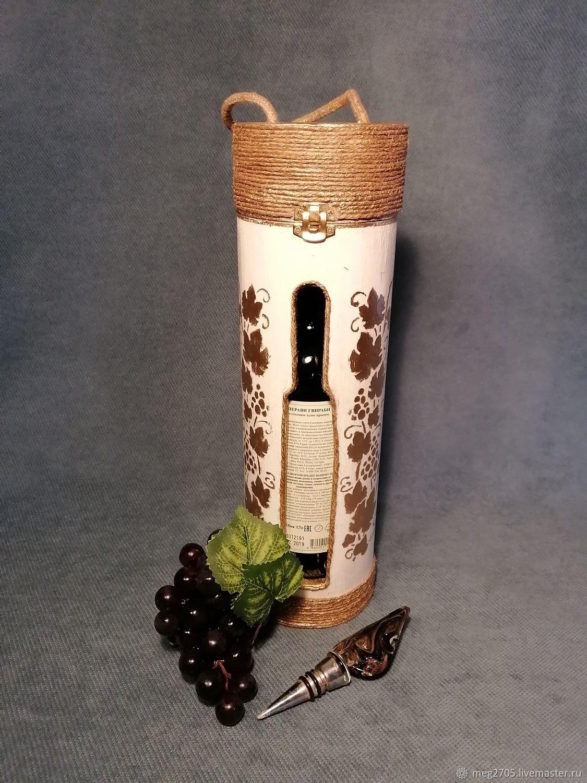 Короб для вина, Подарочные боксы, Химки,  Фото №1