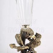 Сувениры и подарки handmade. Livemaster - original item Glass