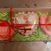 Косметика ручной работы. Ярмарка Мастеров - ручная работа цветочные наборы. Handmade.