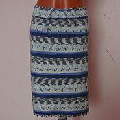 Одежда ручной работы. Ярмарка Мастеров - ручная работа юбка из полушерсти. Handmade.