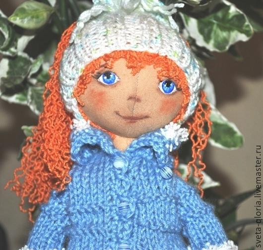 Куклы тыквоголовки ручной работы. Ярмарка Мастеров - ручная работа. Купить Алиса. Handmade. Кукла ручной работы, подарок девушке