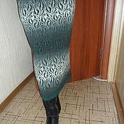 Одежда ручной работы. Ярмарка Мастеров - ручная работа юбка-перуанка жаккардовая. Handmade.