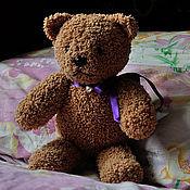 Куклы и игрушки handmade. Livemaster - original item Bear smaller. Handmade.
