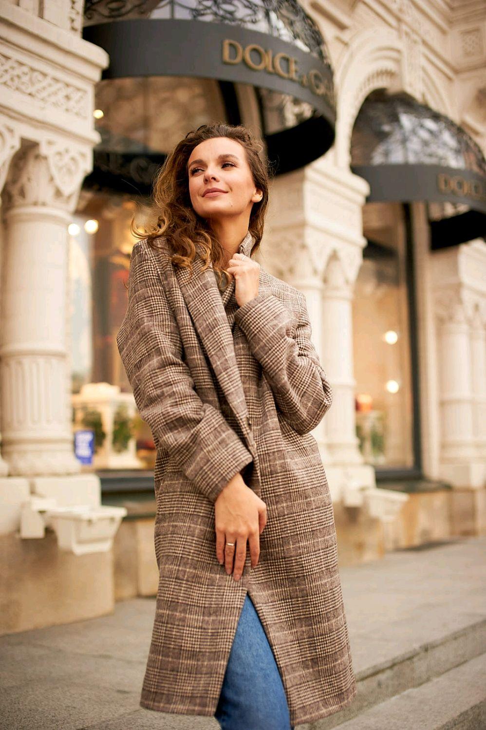 """Пальто теплое """"Оксфорд"""", Пальто, Москва,  Фото №1"""