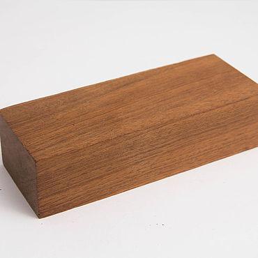 Materials for creativity handmade. Livemaster - original item Sapele. Handmade.