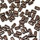 Для украшений ручной работы. Ярмарка Мастеров - ручная работа. Купить Чешские бусины Бриксы 3x6mm Темная бронза CzechMates Bricks 50шт. Handmade.