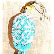 Подарки к праздникам ручной работы. Ярмарка Мастеров - ручная работа Пасхальное яйцо №2. Handmade.