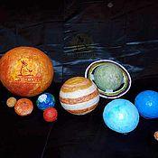 Фен-шуй и эзотерика ручной работы. Ярмарка Мастеров - ручная работа Солнечная система. Handmade.