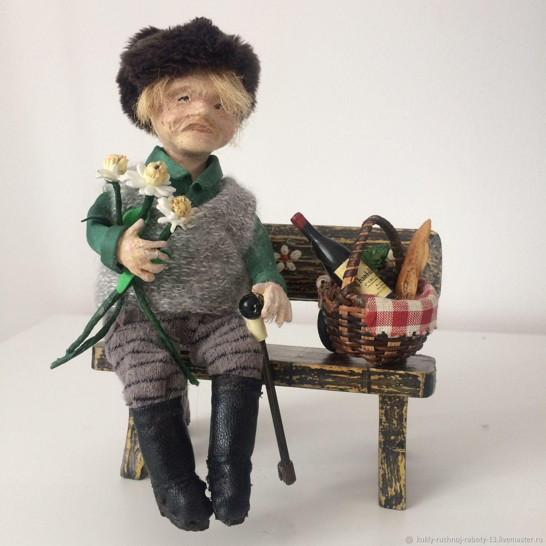 "кукла ""Дедушка жених"", Мини фигурки и статуэтки, Улан-Удэ,  Фото №1"
