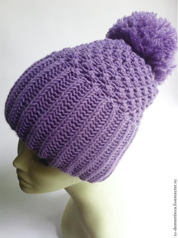 Вязание, кройка и шитье. Вязание спицами, вязание на 22