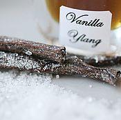 Косметика ручной работы handmade. Livemaster - original item Vanilla Ylang perfume more. Handmade.