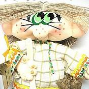 Куклы и игрушки ручной работы. Ярмарка Мастеров - ручная работа Кукла Домовичок Где моя большая ложка?. Handmade.