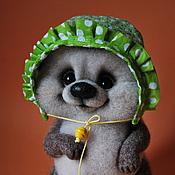 Куклы и игрушки ручной работы. Ярмарка Мастеров - ручная работа Ежик валяный Веснушка. Handmade.
