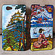 Order painting phone case for. ' The Motives Of Japan'. Nataly Paler boutique. Livemaster. . Case Фото №3