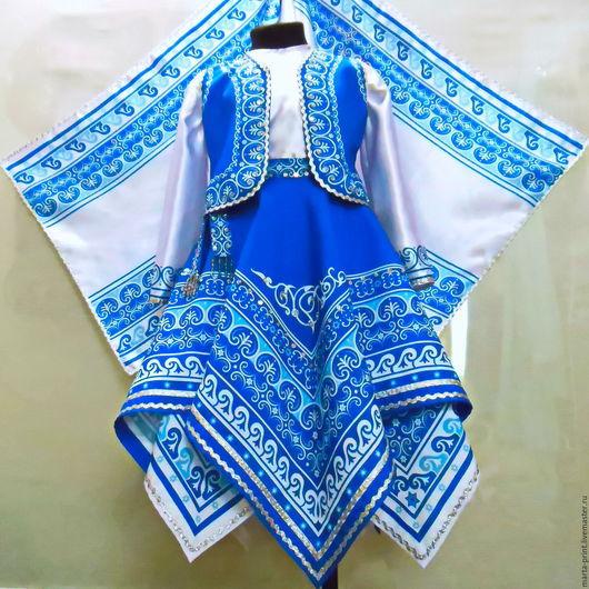 Еврейский танцевальный костюм. Jewish dance costumes. Marta Kari