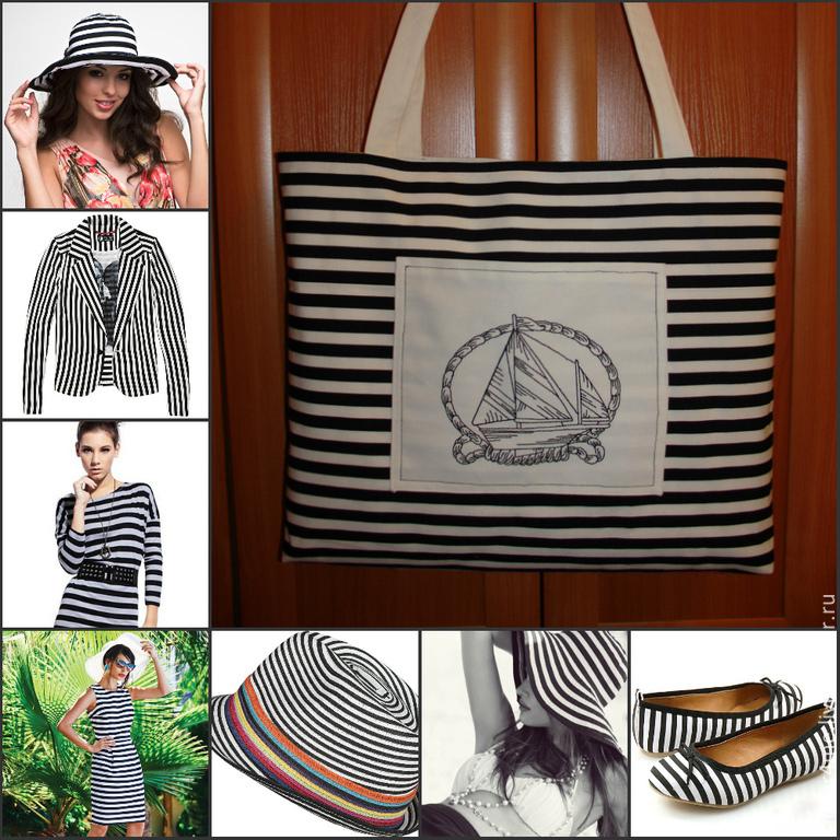 d058fefc8b07 Полоска - ежегодный · Ваша сумка может сочетаться с балетками, шляпкой,  пиджаком, платьем, любым аксессуаром или ...