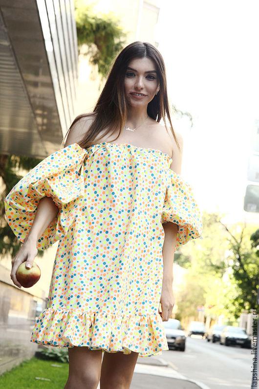 """Платья ручной работы. Ярмарка Мастеров - ручная работа. Купить Платье """"Карамелька"""". Handmade. Платье, модная одежда"""