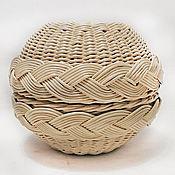 Для дома и интерьера handmade. Livemaster - original item Jewelry boxes: 021 Jewelry Box/Candy box. Handmade.