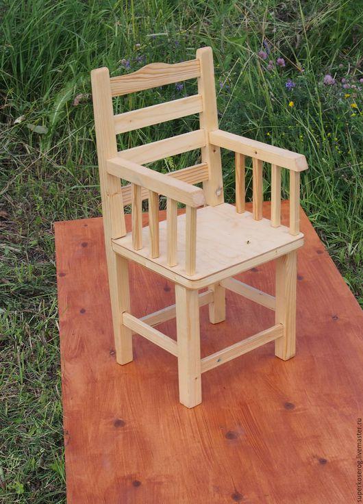 Мебель ручной работы. Ярмарка Мастеров - ручная работа. Купить Кресло детское, игровое. Handmade. Товары для детей, для игры, сосна