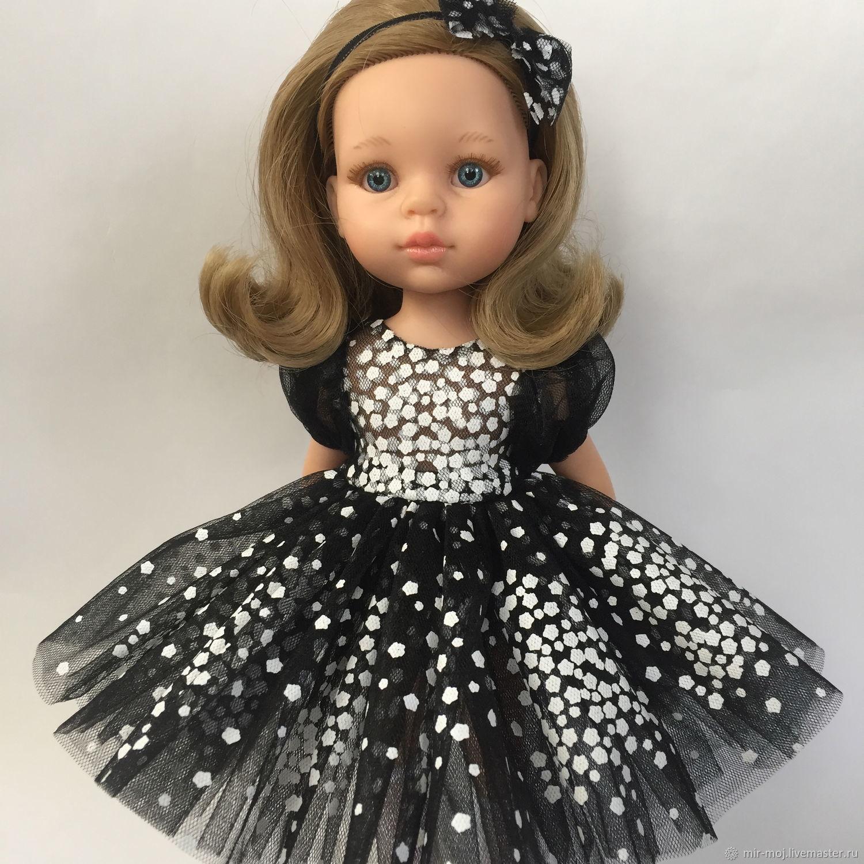 Одежда для кукол Паола Рейна .Платье № 14 , Одежда для кукол, Санкт-Петербург,  Фото №1