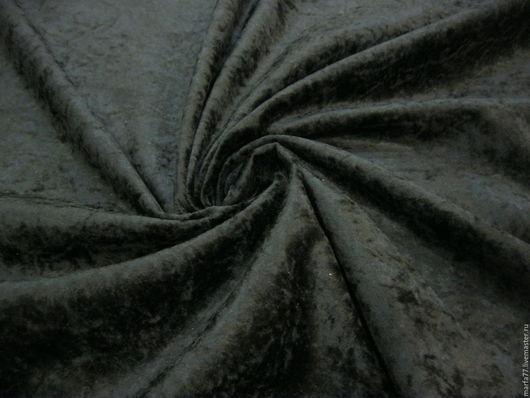 Шитье ручной работы. Ярмарка Мастеров - ручная работа. Купить Искусственный мех.. Handmade. Черный, искусственная каракульча, каракульча