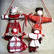 Русский стиль ручной работы. Ярмарка Мастеров - ручная работа Неразлучники. Handmade.