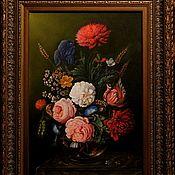 """Картины и панно ручной работы. Ярмарка Мастеров - ручная работа """" Натюрморт """". Handmade."""