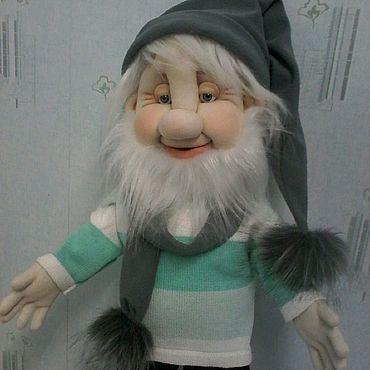 Куклы и игрушки ручной работы. Ярмарка Мастеров - ручная работа Веселый гном. Handmade.