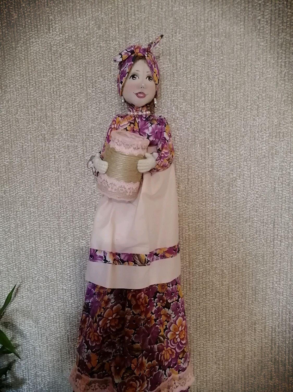 Куклы пакетницы ручной работы, Куклы Тильда, Ростов-на-Дону,  Фото №1