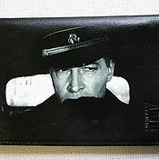 Канцелярские товары handmade. Livemaster - original item Wallet driver 17 moments. Handmade.