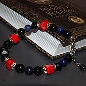 Украшения handmade. Livemaster - original item A bracelet made of beads: