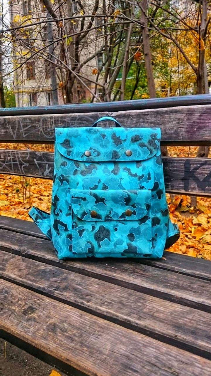 de3ce5db626c Семейная мастерская 'Tanya Bags Рюкзаки ручной работы. Заказать Кожаный  рюкзак