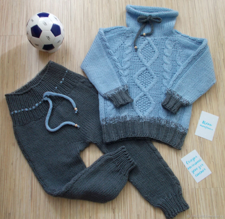 Sweatshirt and pants, Sweatshirt, Arzamas,  Фото №1
