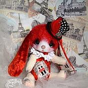 Куклы и игрушки ручной работы. Ярмарка Мастеров - ручная работа Зайка Линфорд. Handmade.