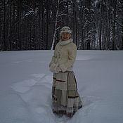Одежда ручной работы. Ярмарка Мастеров - ручная работа Сударыня Барыня!  №2. Handmade.