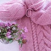 Одежда ручной работы. Ярмарка Мастеров - ручная работа Пуловер Сладкий сон. Handmade.