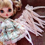 Одежда для кукол ручной работы. Ярмарка Мастеров - ручная работа Колготки для блайз. Handmade.