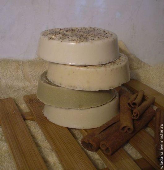 Мыло-шампунь ручной работы. Ярмарка Мастеров - ручная работа. Купить Шампуневое мыло для брюнеток с корицей и жасмином. Handmade.