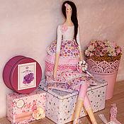 Куклы Тильда ручной работы. Ярмарка Мастеров - ручная работа Весенняя кукла тильда. Handmade.