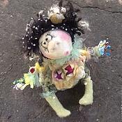 Куклы и игрушки ручной работы. Ярмарка Мастеров - ручная работа ангелочек ярких снов. Handmade.