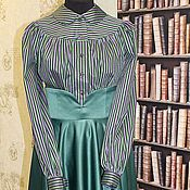 Одежда handmade. Livemaster - original item Women`s blouse in retro style. Handmade.