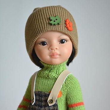 Куклы и игрушки ручной работы. Ярмарка Мастеров - ручная работа Одежда для кукол. Паола Рейна. Paola Reina. Handmade.