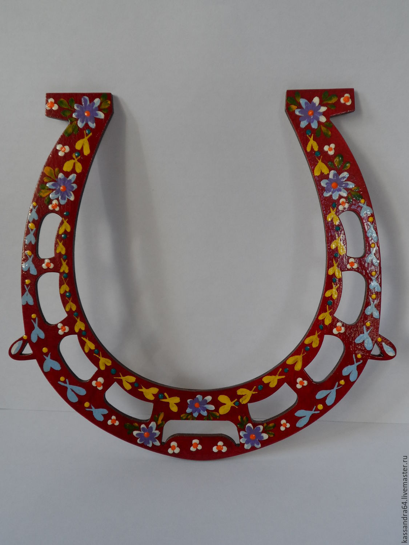 The horseshoe is souvenir, a list on a tree, Souvenirs3, Pushkin,  Фото №1