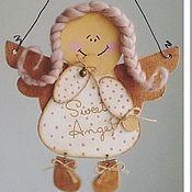 Материалы для творчества ручной работы. Ярмарка Мастеров - ручная работа Милый ангел. Handmade.
